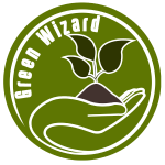 Green Wizard Gardening Services profile image.