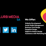 Blurb Media South Africa profile image.
