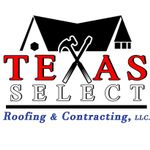 Texas Select Roofing and Contracting profile image.
