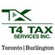 T4 Tax Services Inc. logo