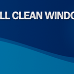 All Clean Window Cleaning profile image.