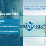 Monotrix Technologies Pvt. Ltd profile image.