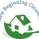New Beginning Cleaners logo