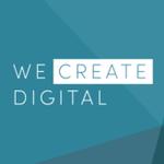 We Create Digital profile image.