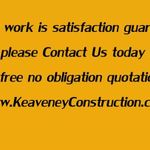 Keaveney Construction profile image.