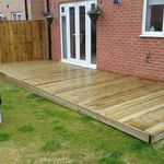 DC fencing and decking profile image.