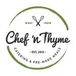 Chef 'n Thyme profile image.