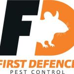 First Defence Pest Control profile image.