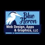 Blue Heron Web Design profile image.