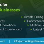 Accounting To Taxes profile image.