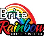 Brite Rainbow Cleaning Services Co. profile image.