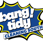 Bang Tidy Cleaning South profile image.
