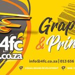 4FC design and print profile image.