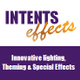 Intents effects logo