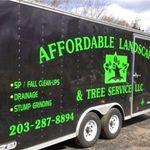 Affordable Landscaping & Tree Service LLC profile image.