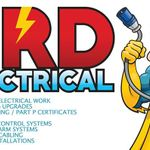 HRD Electrical profile image.