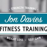 Jon Davies Fitness Training profile image.