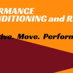 Performance Conditioning and Rehab profile image.
