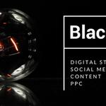 Black Mirror Marketing profile image.