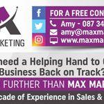 Max Marketing profile image.