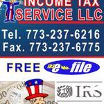 US INCOMETAX SERVICE LLC profile image.