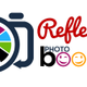 Reflectmebooth logo