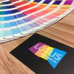 Lotus Design and Print profile image.