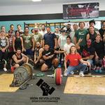 Iron Revolution Sports Performance profile image.