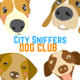 City Sniffers - Dog Walking & Pet Services logo
