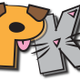 Pups 'n' Kittens Pet Services Mississauga logo