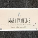 Mary Pawpins Pet Services profile image.