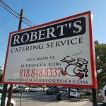 Robert's Catering Service profile image.