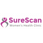 SureScan - Ultrasound Scans, Scanning, Pregnancy, Fertility & Woman's Health profile image.