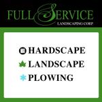 Full Service Landscaping Corp. profile image.