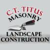 Titus Masonry and  and Design  profile image