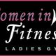 Women in Fitness logo