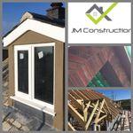 JM Construction profile image.
