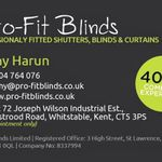 Pro-fit Blinds profile image.