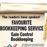 GAIN CONTROL - Bookkeeping & Tax Services Inc. profile image.