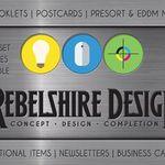 Rebelshire Design and Print profile image.