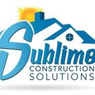 Sublime Construction Solutions