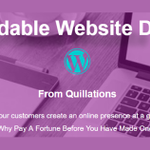 Quillations Website Design profile image.