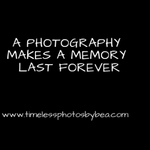 Timeless Photos by Bea profile image.