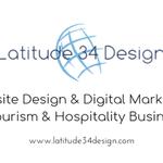 Latitude 34 Design profile image.
