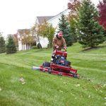 R&R lawn service profile image.