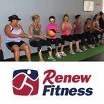 Renew Fitness profile image.
