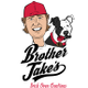 Brother Jake's Brick Oven Creations logo