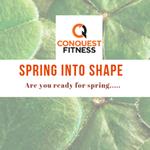 Conquest Fitness profile image.
