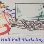 Half Full Marketing profile image.