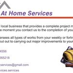 At Home Services profile image.